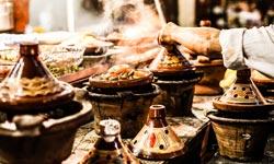 Dégustation cuisine marocaine
