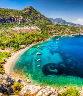 Vakantie Turkije boeken