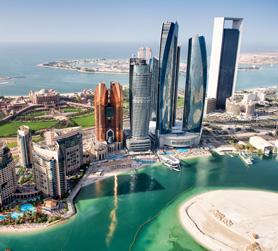 Abu Dhabi Urlaub FTI