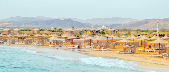 Ägypten Strand FTI