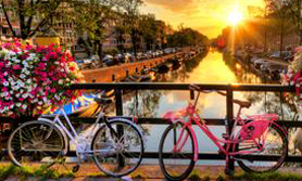 Amsterdam FTI Pfingstferien