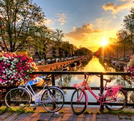 Amsterdam FTI Muttertag