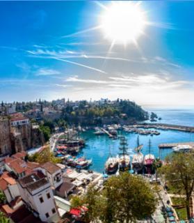 Antalya vakanties bij FTI
