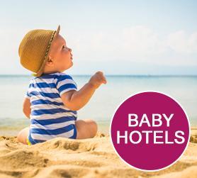 Babyhotels Familienferien