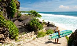 Last Minute Bali Strand