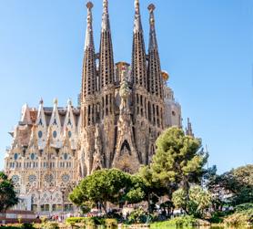 Barcelona Städtereisen