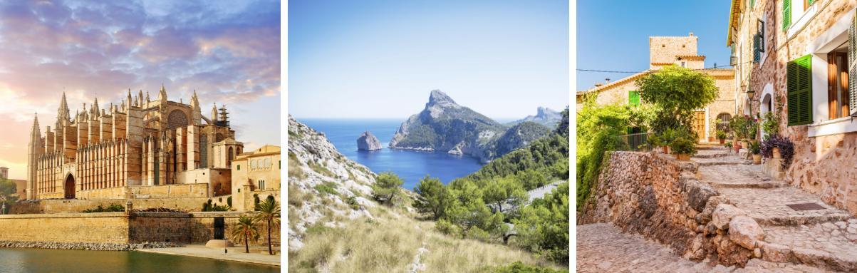 Mallorca bezienswaardigheden