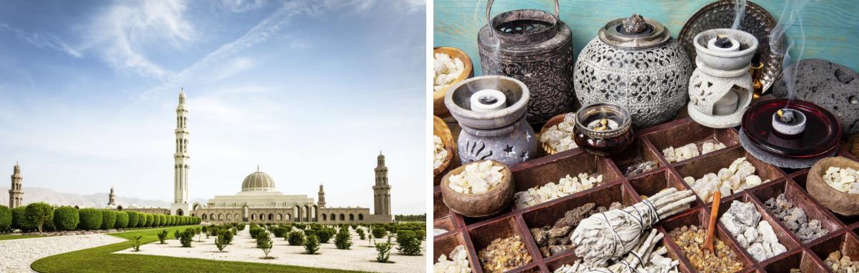 Bezienswaardigheden Oman