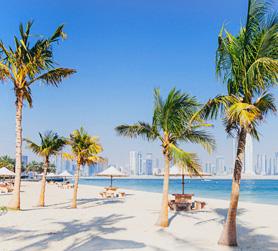 Dubai Strandlage FTI Ferien