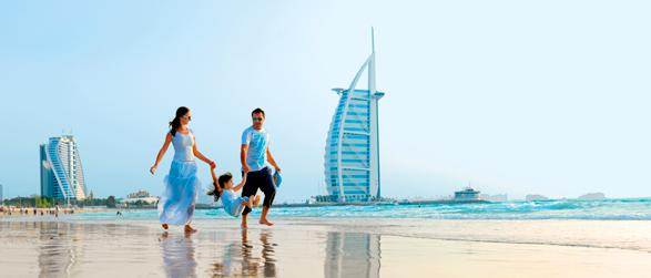 Dubai Last Minute Ferien FTI