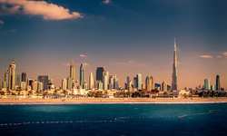Dubaï plage & skyline