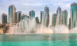 Voyage Dubai tout compris