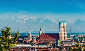 Duitsland vakantiebestemming