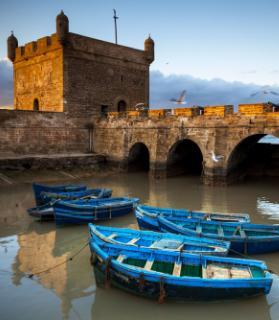 Essaouira vakantie Marokko