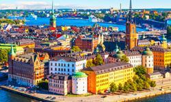 Europa Reise Schweden