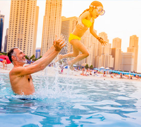 Dubai Familienhotels FTI Ferien