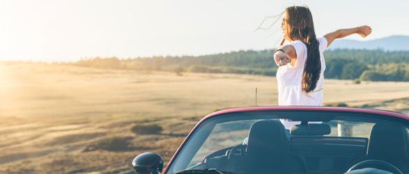 Ferien mit dem Auto Eigenanreise