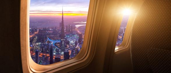 Dubai Nonstop Flug