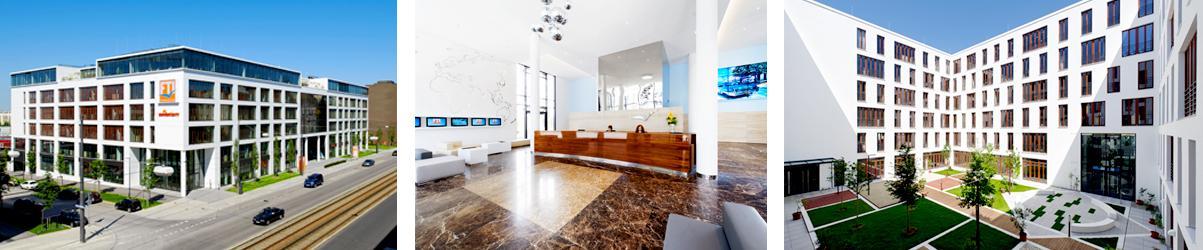FTI Firmenzentrale