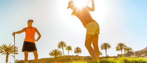 Golfferien