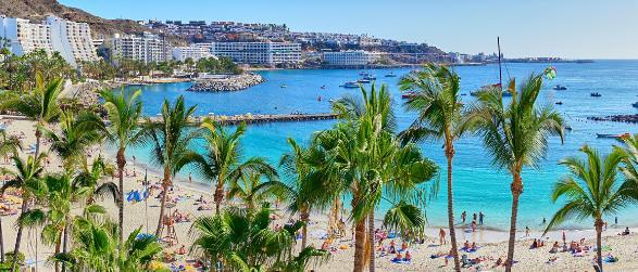 Vakanties naar Gran Canaria boek je bij FTI
