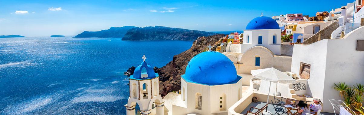 Griekenland vakantie