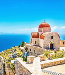 Griekenland vakantiebestemming