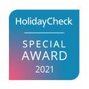 Holiday Check Award 2021