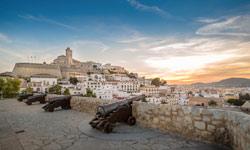 Ibiza Stadt balearen