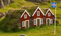 Island Reise Europa