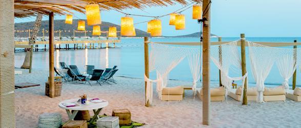Hotelmarken FTI strand