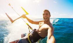 Kite surf mer Rouge - Hurghada