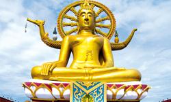 Ko Samui Urlaub Big Buddha