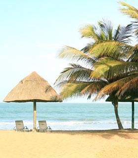 Kololi Gambia vakantie