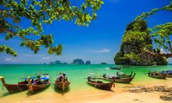 Langzeiturlaub Thailand Strand