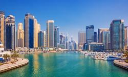 Last Minute Dubai Wolkenkratzer