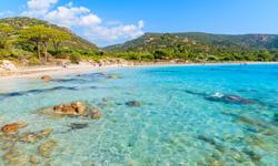 Last Minute Korsika Strand