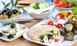 Last Minute Kreta griechische Speisen