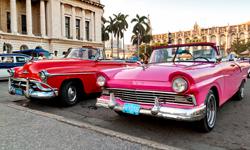 Kuba Oldtimer Havanna