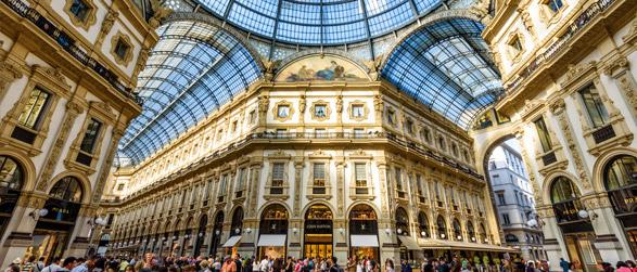 Mailand Städtereisen