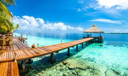Malediven Last Minute Steg