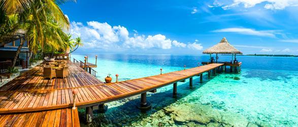 Malediven Urlaub FTI