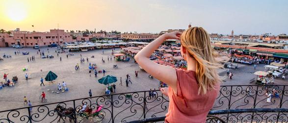 Marokko Marrakesch FTI