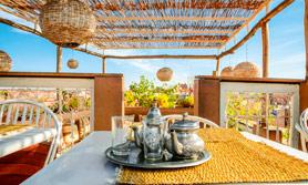 Nachhaltige Hotels Marokko