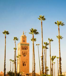 Marrakech vakantie Marokko