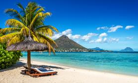 Mauritius Strand
