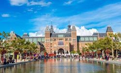 Last Minute Amsterdam Museumplein
