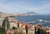 Neapel Vesuv Italien