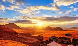 Orient Ferien Jordanien