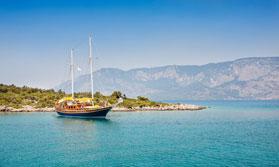 Pakketreis Turkije